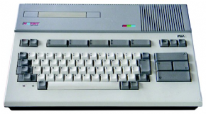 Computer MSX HotBit (Semi...