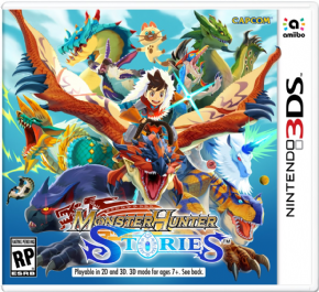 Monster Hunter Stories 3D...