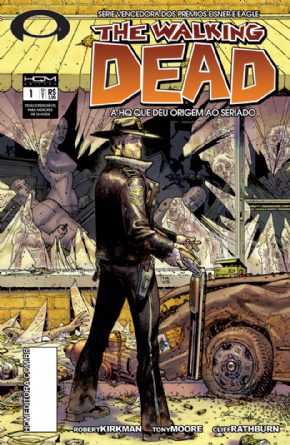 Walking Dead - 20 HQ em P...