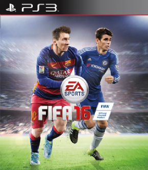 FIFA 16 PS3 - Seminovo