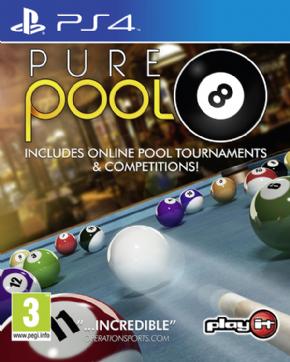Pure Pool 8 (Seminovo) PS...