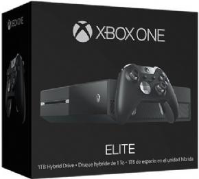 Microsoft XBOX ONE 1TB Elite + Frete Grá...