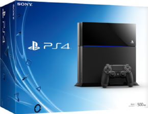 Sony Playstation 4 500GB + 02 Jogos - Se...