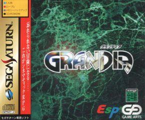 Grandia (Seminovo) Sega S...
