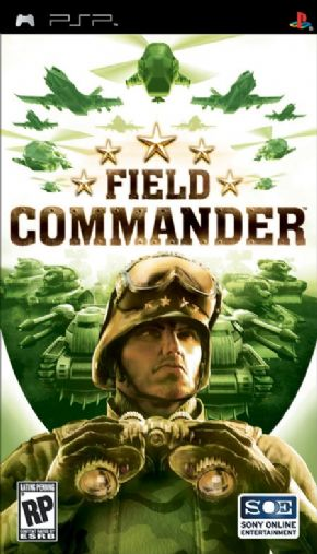 Foto Field Commander (Seminovo) PSP