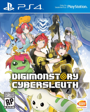 DigimonStory Cyber Sleuth...