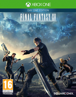 Final Fantasy XV Day One...