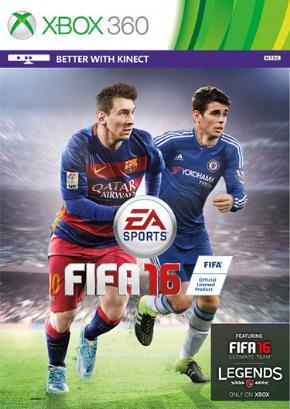 FIFA 16 (Seminovo) XBOX 3...