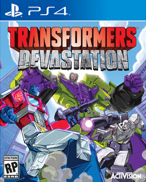 Transformers Devastation...