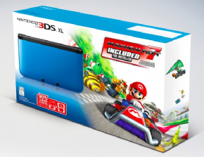 Nintendo 3DS XL Azul + 3...