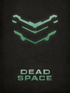 Foto Placa Decorativa Vintage Games 45x30 - Dead Space