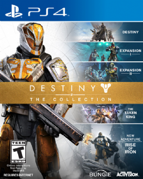 Destiny Collection PS4 -...