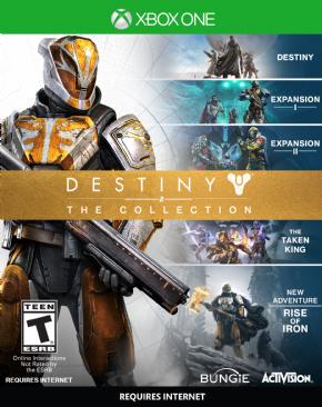 Destiny Collection XBOX O...
