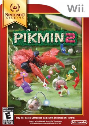 Pikmin 2 Wii