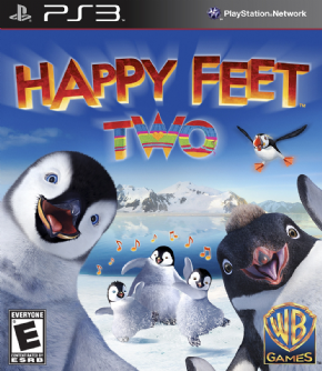 Happy Feet Two (Seminovo)...