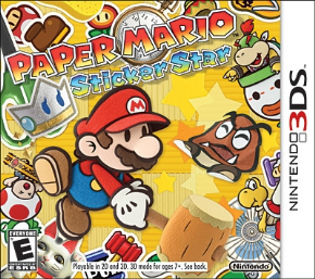 Paper Mario: Sticker Star...