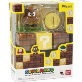 SUPER MARIO BROS PLAY SET...