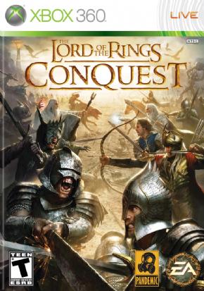 Senhor dos Anéis Conquest...