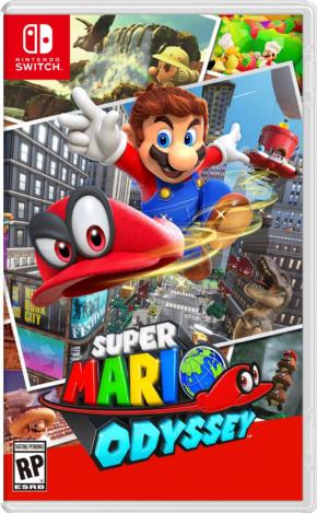 Super Mario Odyssey Nintendo Switch -Sem...