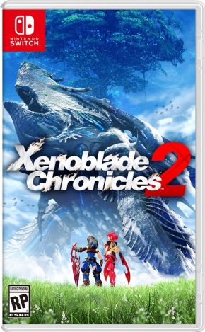 Foto Xenoblade Chronicles 2 Nintendo Switch