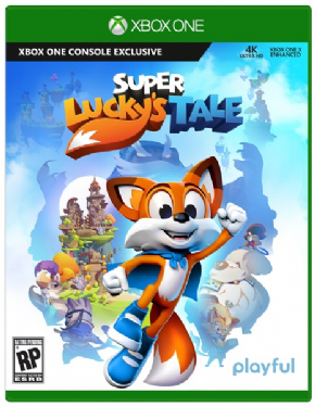 Super Luckys Tale XBOX ON...