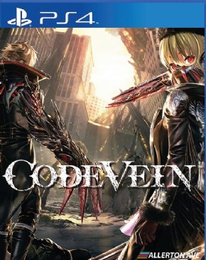Code Vein PS4 - Seminovo