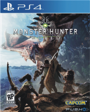 Monster Hunter World PS4...