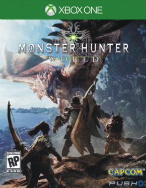 Monster Hunter World XBOX...