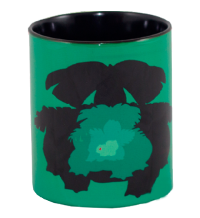 Caneca - Pokemon - Bulbas...
