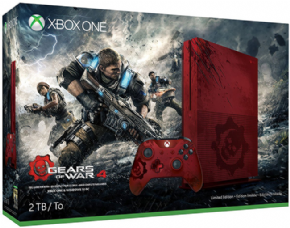 Microsoft XBOX ONE S 2TB Bundle Gears of...