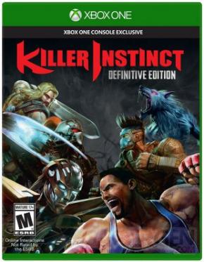 Killer Instintic Edição D...