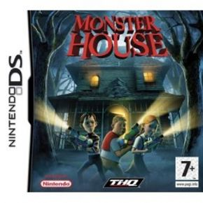 Monster House (Seminovo)...