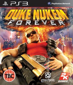 Duke Nukem Forever PS3 -...