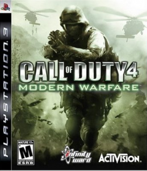 Call of Duty 4 Modern War...