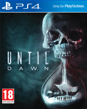 Until Dawn (Seminovo) PS4