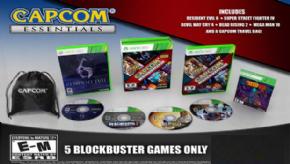Capcom Essentials com Bol...