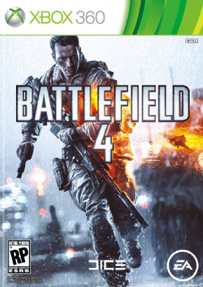 Battlefield 4 (Seminovo)...
