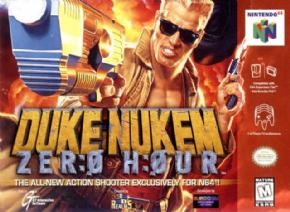 Duke Nuken Zero Hour Nint...