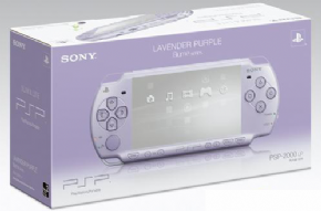 PSP Lavanda Purple 2000 S...
