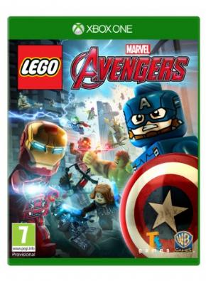 LEGO Marvel Vingadores XB...