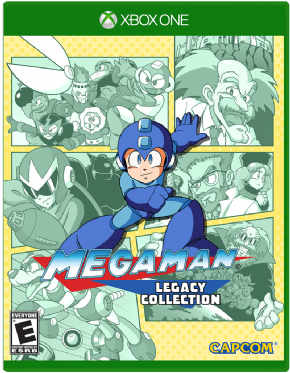 Mega Man Legacy Collectio...