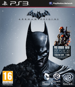 Foto Batman Arkhan Origins (Seminovo) PS3