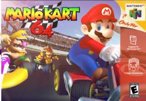 Mario Kart 64 (Seminovo) Nintendo 64
