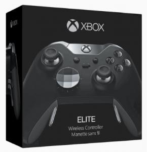 Controle Microsoft Elite...