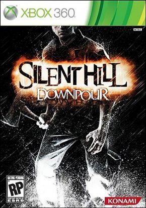 Silent Hill Downpour XBOX360 - Seminovo