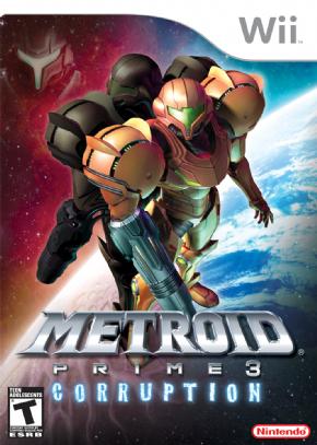 Metroid Prime 3 Corruptio...