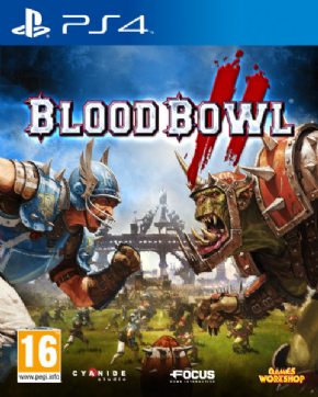 Blood Bowl II (Seminovo)...