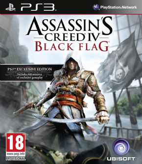 Assassins Creed IV: Black...
