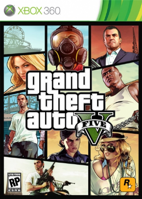 Grand Theft Auto V PT BR...