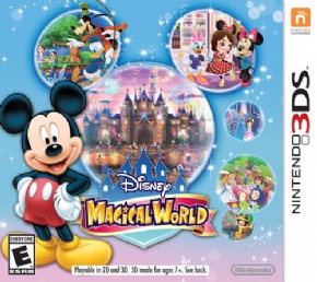 Disney Magical Quest 3DS